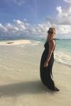 Ola w malediwskim raju