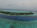 Dhonakulhi Island z hotelem Hideaway