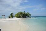 kolejna rajska plaża, na którą zabrał nas Mariusz