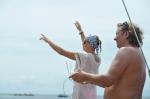 Mariusz nawiguje drona a Hanuś w roli pasa startowego ZS