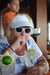 Ciocia Zenia ze słoneczna lemoniadą