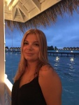 Ola na the swoich wymarzonych domków z Malediwów