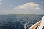 mijamy kolejne wyspy