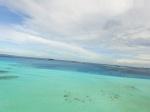 przy rafie we wnętrzu atolu Baa