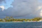 kotwicowisko przy Wyspie Guradhoo w  Atolu South Male