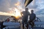 Mariusz i Zbyszek w rejsie z Malediwów na Seszele