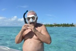 Tomek rusza podglądać życie podwodne na rafie
