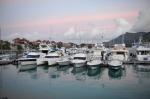 jachty w marinie Eden 31.07.2016