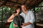 Agnieszka i Paweł z kokosem seszelskim AM