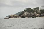 plaża na Cocos Islands
