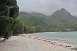 południowa plaża hotelu Constance Ephelia
