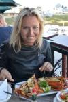 wymarzony homar po długim rejsie